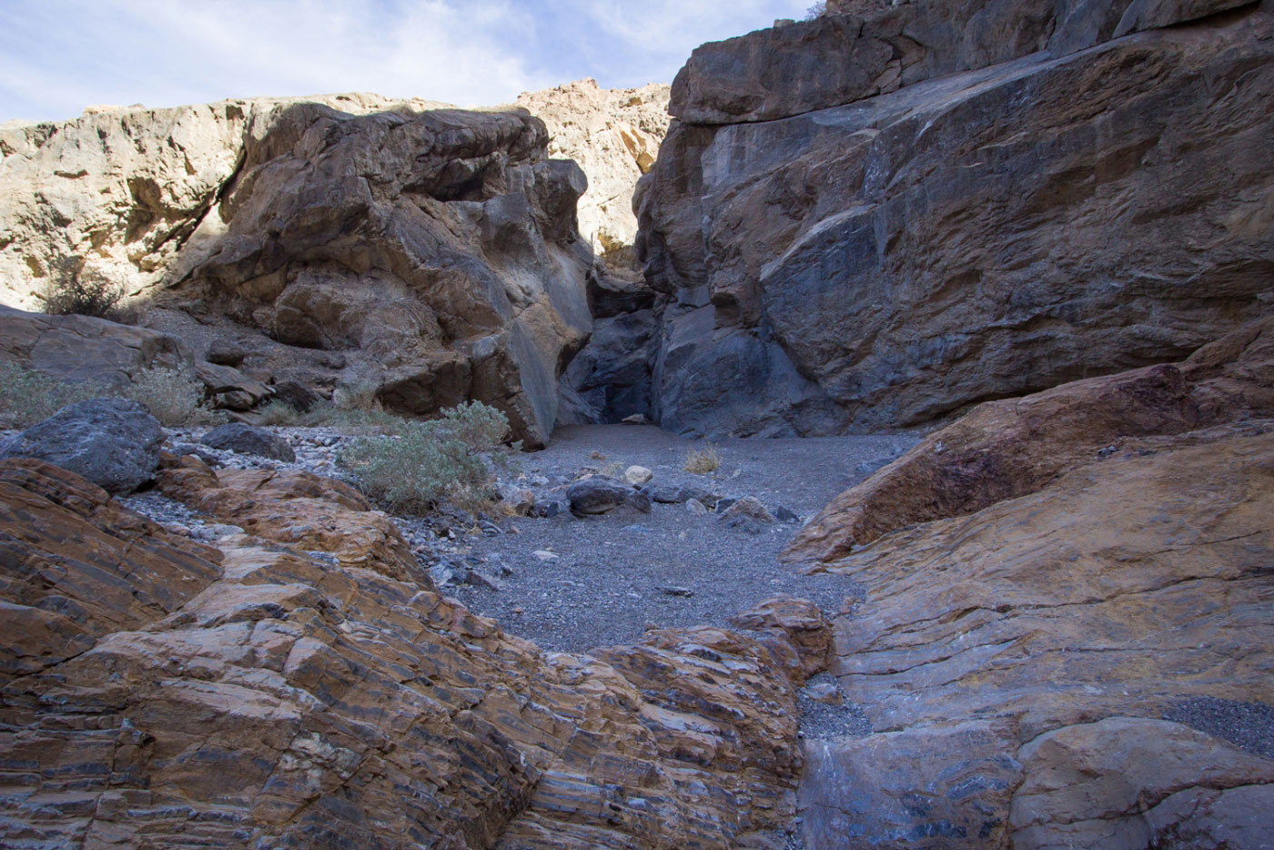 how to get to grotto canyon